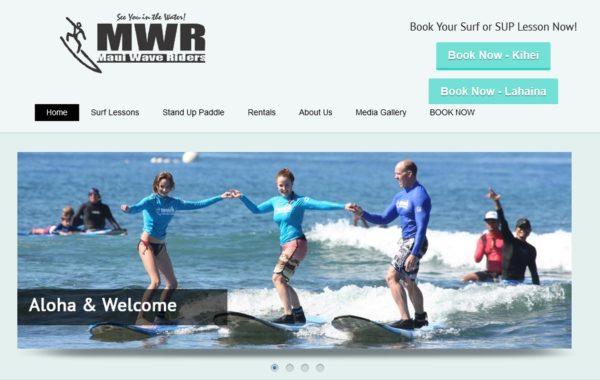 Maui Wave Riders